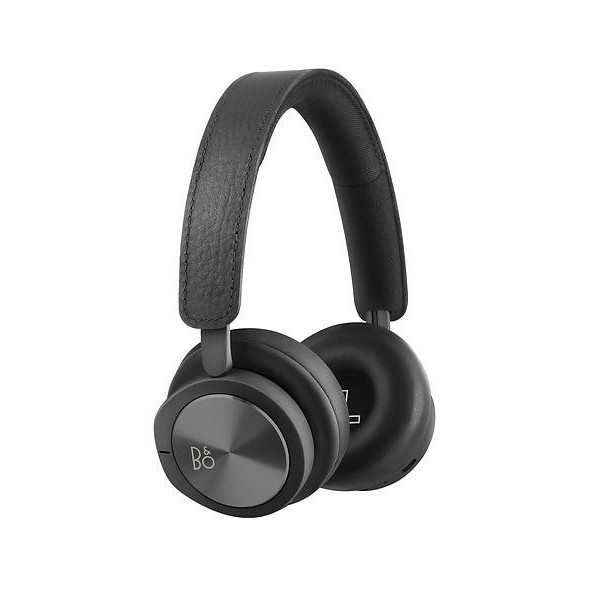 Bang & Olufsen BeoPlay H8i Wireless Bluetooth Noise-Cancelling Headphones - Black