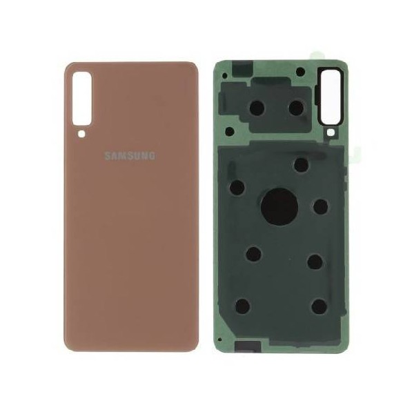 Samsung Galaxy A7 2018 SM-A750FN/DS Back Cover - Gold
