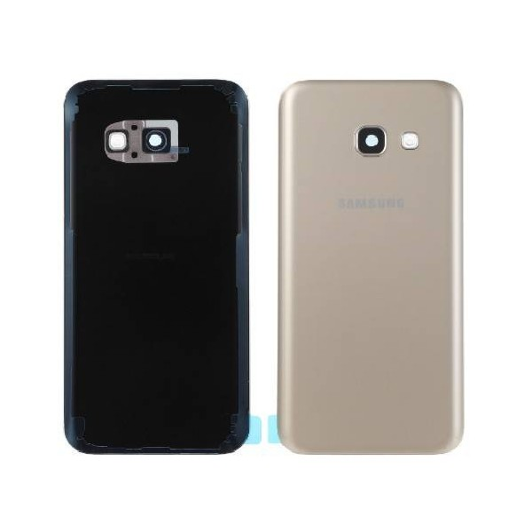 Samsung Galaxy A3 (2017) SM-320 Back Cover - Gold
