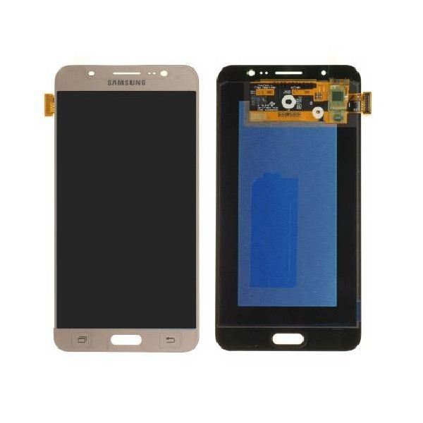 Samsung Galaxy J7 SM-J710F LCD Screen and Digitizer Assembly  - Gold - Original GH97-18931A/GH97-18855A