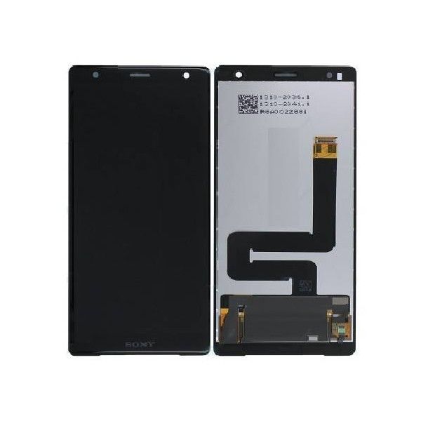 Sony Xperia XZ2 LCD Screen and Digitizer Assembly - Black - Original 1313-1155