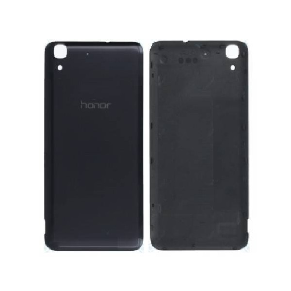 Huawei Y6 Back Cover - Black - Original 02350LYU