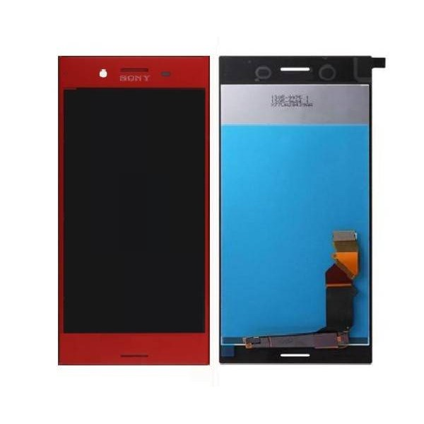 Sony Xperia XZ Premium LCD Screen nd Digitizer Assembly - Red