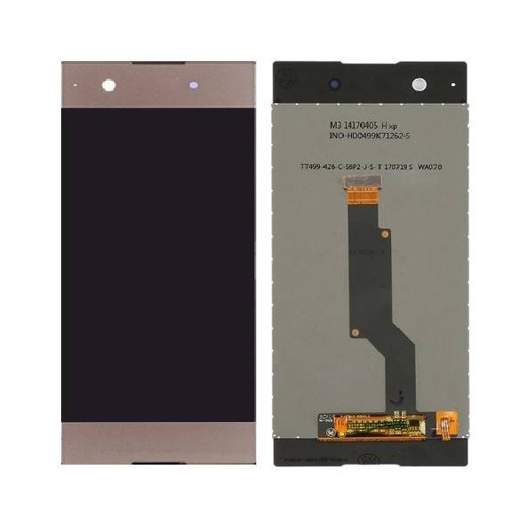 Sony Xperia XA1 LCD Screen and Digitizer Assembly - Gold