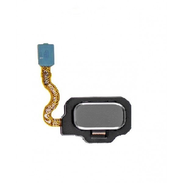 Samsung Galaxy S8/S8 Plus Home Button Flex Cable - Silver
