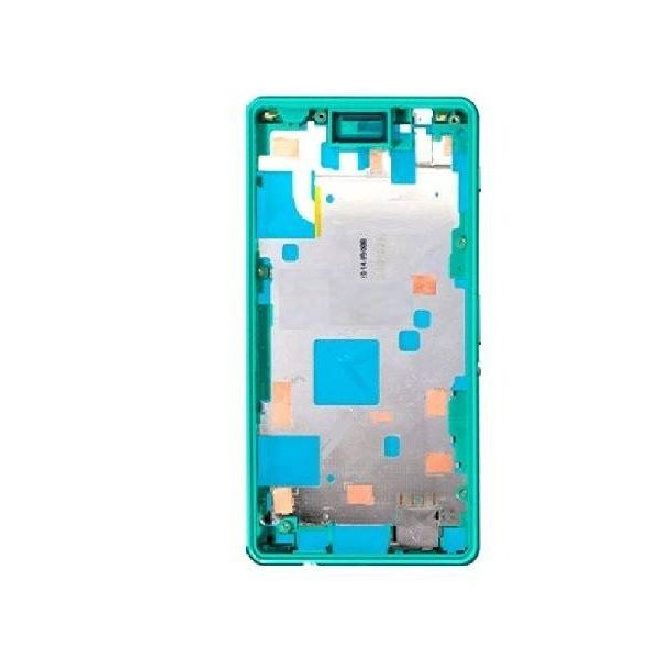 Sony Xperia Z3 Compact Middle Plate - Green