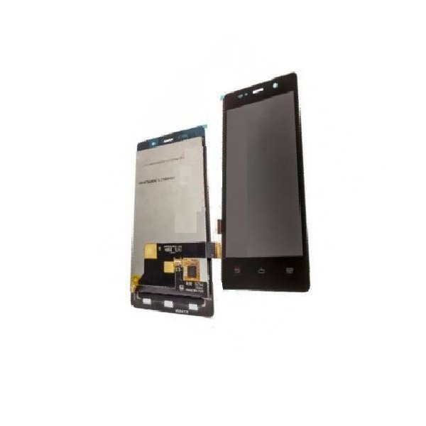 ZTE BLADE APEX 3 LCD Screen and Digitizer Assembly - Black