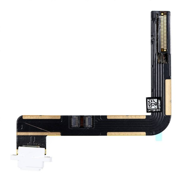 iPad 5 Dock Connector Flex Cable - White