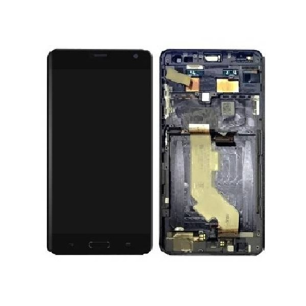 ASUS ZENFONE AR ZS571KL LCD Screen and Digitizer Assembly with Frame - Black