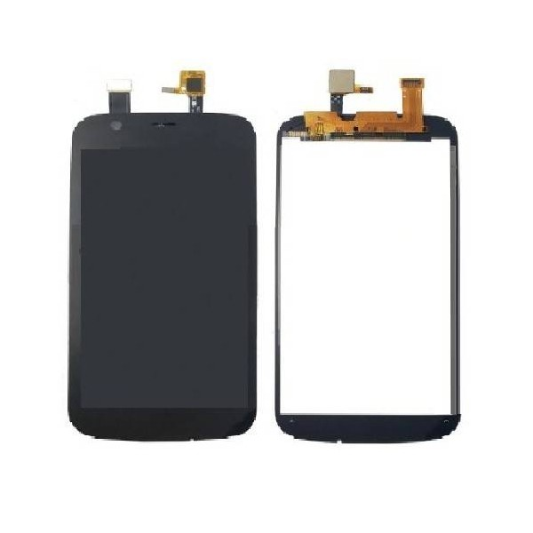 Nokia 1 LCD Screen and Digitizer Assembly - Black