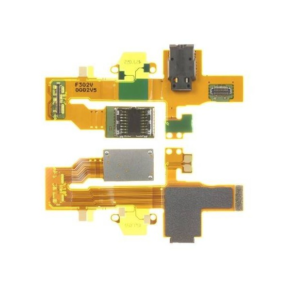 Microsoft Lumia 550 Jack Audio Flex Cable