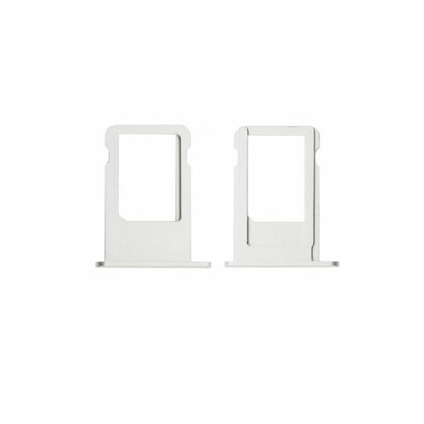 Microsoft Lumia 550 SIM Card Tray - White