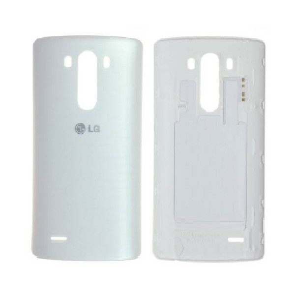 LG G3 D855 Back Cover - White