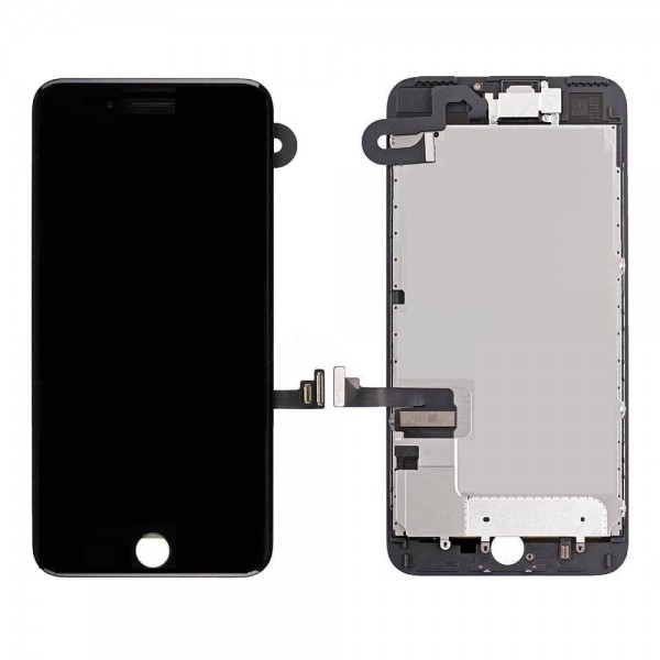 iPhone 7 Plus LCD Screen and Digitizer Assembly without Home Button - Black
