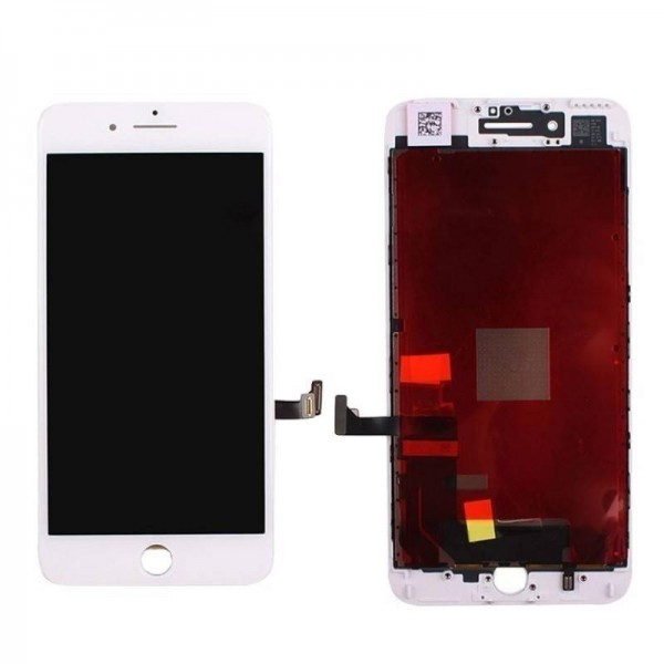 iPhone 7 LCD Screen and Digitizer Assembly - White - OEM