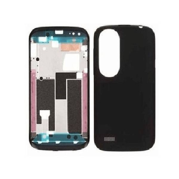 HTC DESIRE X Back Cover - Black