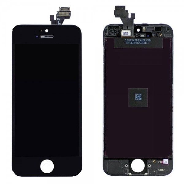 iPhone 5 LCD with Digitizer Assembly - Black - Original