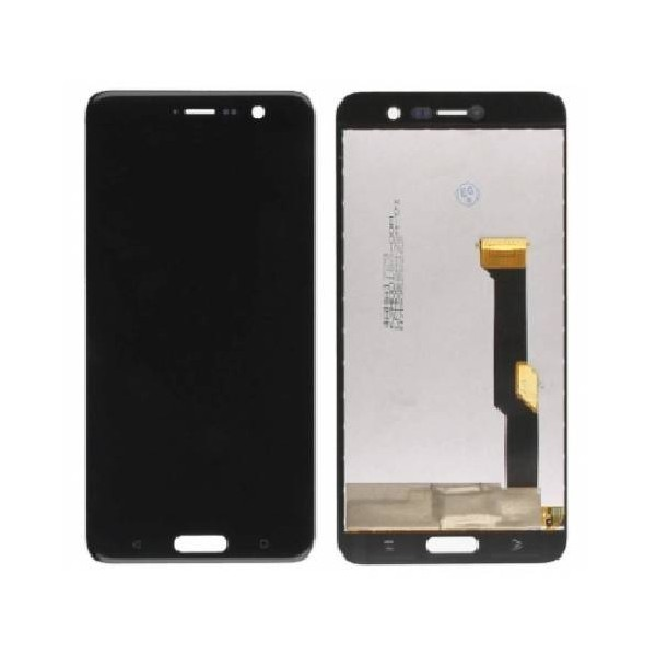 HTC U Play LCD Screen and Digitizer Assembly - Black