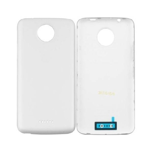 MOTO C Back Cover - White