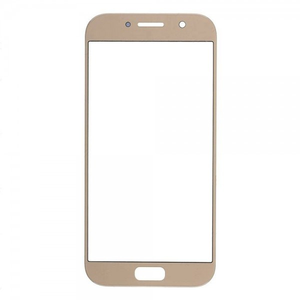 Samsung Galaxy A7 (2017) SM-720 Front Glass Lens - Gold