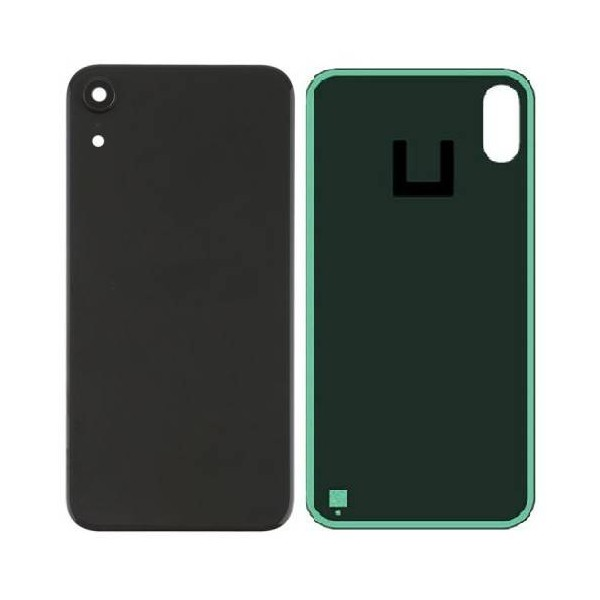 iPhone XR Back Cover - Black
