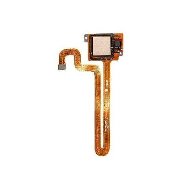 Huawei Mate S Fingerprint Sensor Flex Cable - Gold