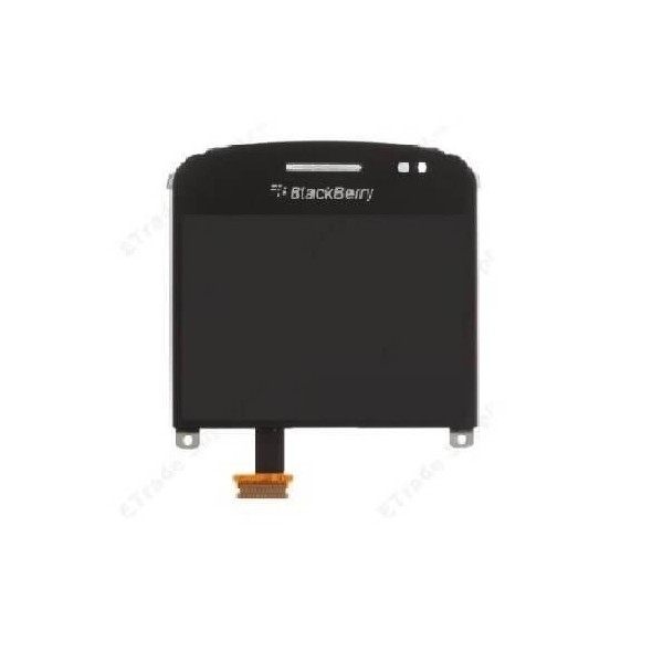 BLACKBERRY BOLD 9900 LCD Screen and Digitizer Assembly - Black