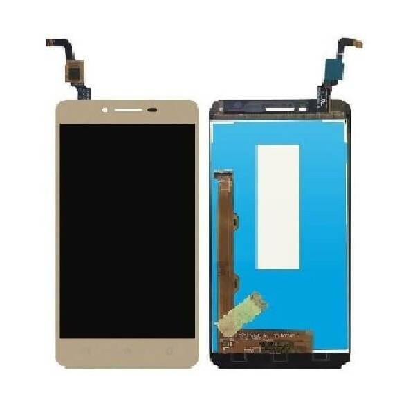 LENOVO VIBE K5 LCD Screen and Digitizer Assembly - Gold