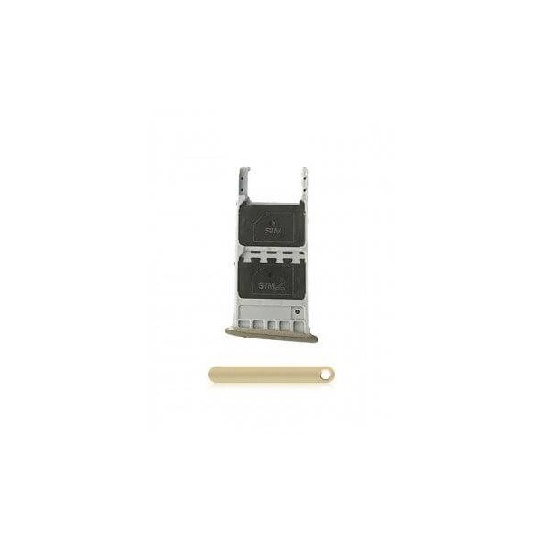 MOTO G5 SIM Card Tray - Gold