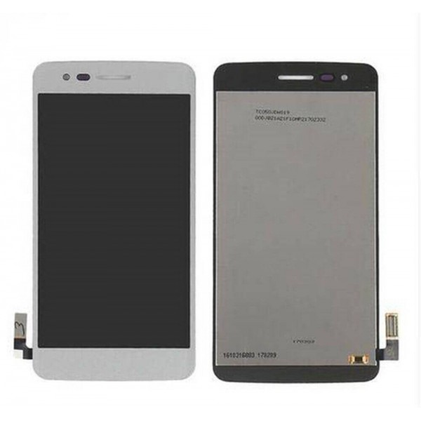 LG K8 2017 M200N LCD Screen and Digitizer Assembly - White