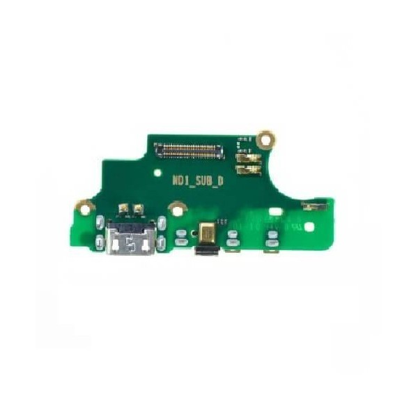 Nokia 5 Charging Connector , Microphone Board