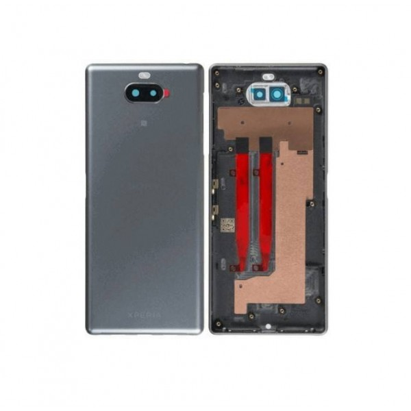 Sony Xperia 10 / 10 Dual Back Cover - Silver - Original
