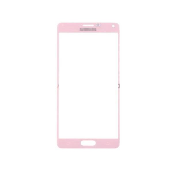 Samsung Galaxy Note 4 SM-N910F Front Glass - Pink