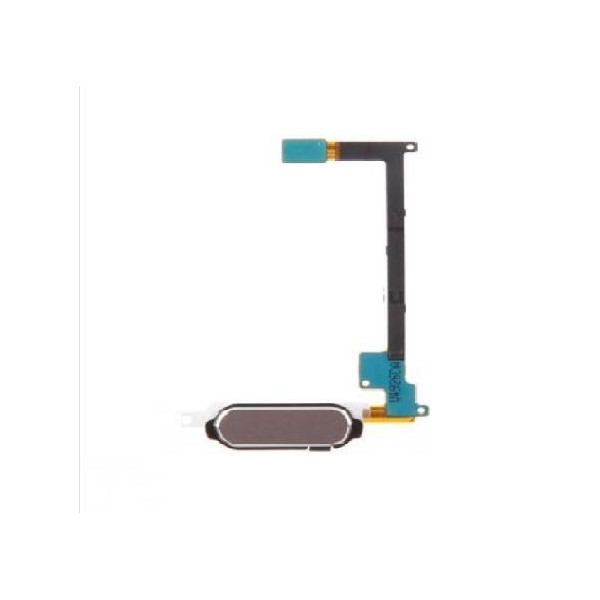 Samsung Galaxy Note 4 SM-N910 Home Button with Flex Cable - Guld