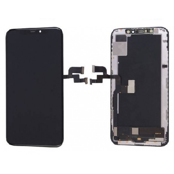 iPhone XS LCD Screen and Digitizer Assembly - Black - OEM