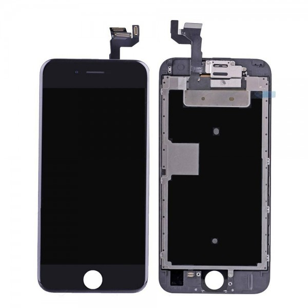 iPhone 6S LCD Screen Full Assembly without Home Button - Black