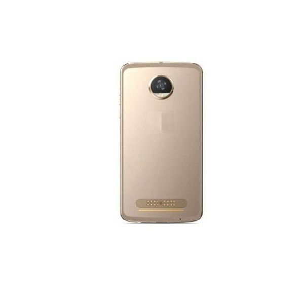 MOTO Z2 Play Back Cover - Gold